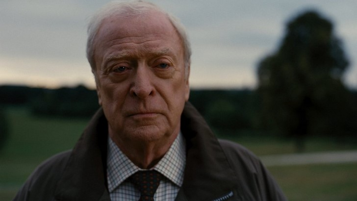 2)Alfred - Michael Caine