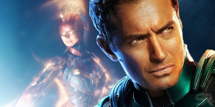 Jude Law / Yon-Rogg (Marvel Kapitány)