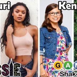 Disney & Nickelodeon sztárok régen és most