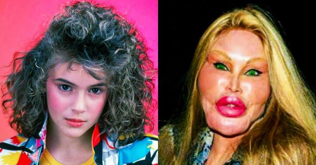20 híres színész, akik döbbenetesen megváltoztak az évek során