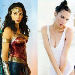 A Marvel Kapitány és a Wonder Woman sztárjai így néznek ki a valóságban