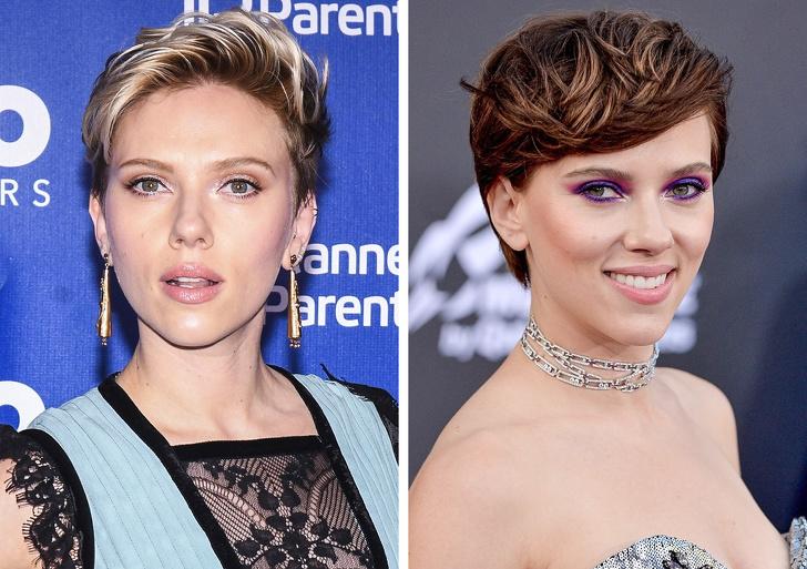 1)Scarlett Johansson