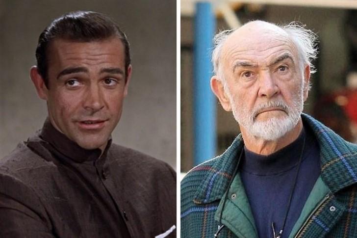 1) Sean Connery (Dr. No - 1962)