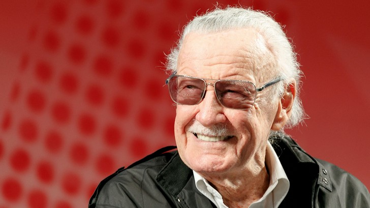 Stan Lee /Férfi a kaszinóban - cameo, elhunyt 2018-ban/