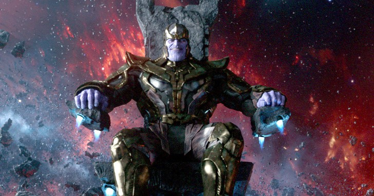 Josh Brolin /Thanos/