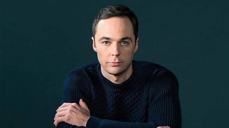 2.Jim Parsons /Sheldon Cooper/