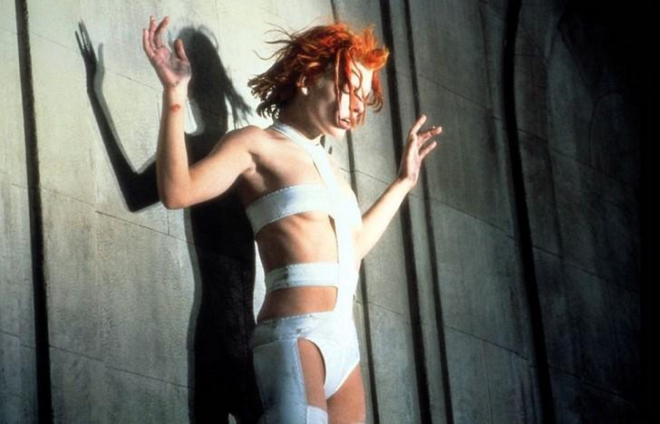 2)Milla Jovovich (Az ötödik elem, Kaptár)