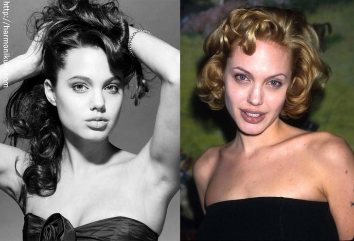 2.Angelina Jolie