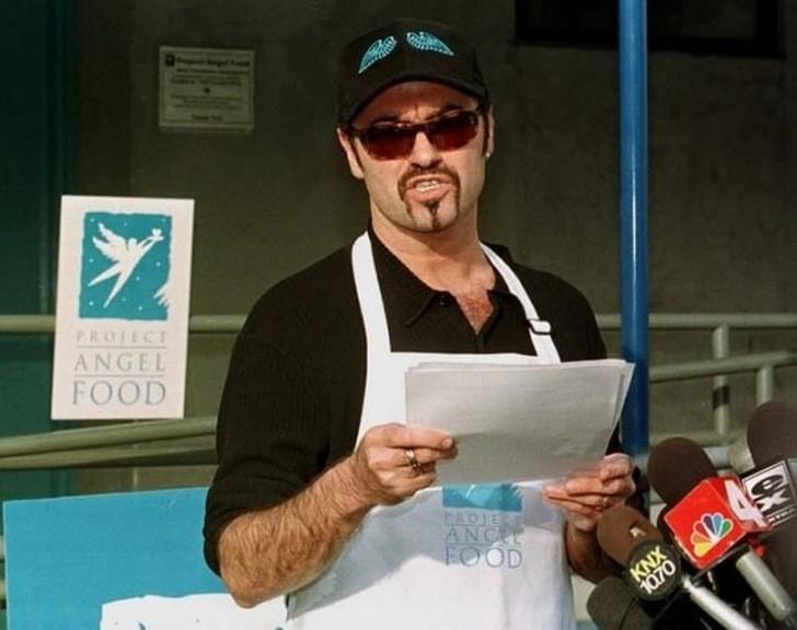 2.George Michael és a titkos adományai