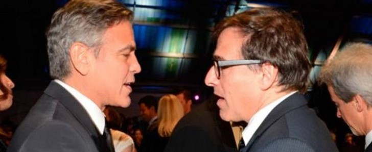 2)David O. Russell George Clooney ellensége lett