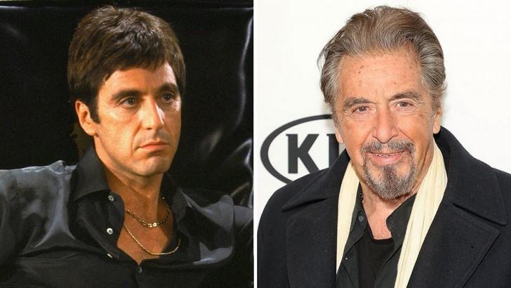 2) Al Pacino (79)