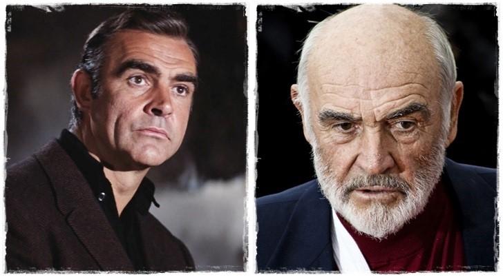 2)Sean Connery (Gyémántok az örökkévalóságnak - 1971)