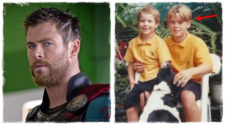 2) Chris Hemsworth /Thor/