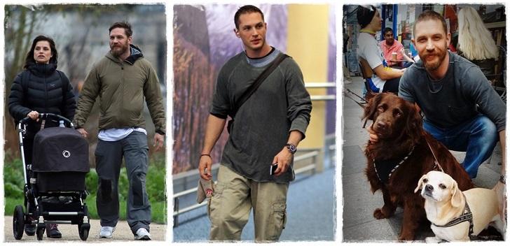 3) Tom Hardy a filmekben...