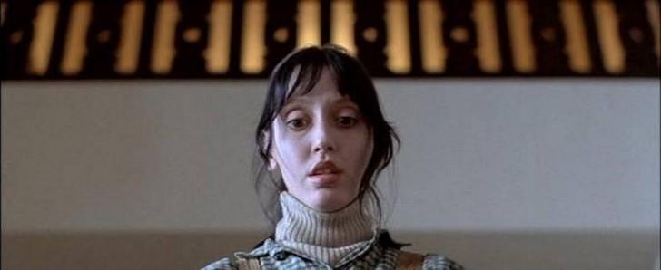 3)Shelley Duvall nem lett Stanley Kubrick kedvenc színésznője