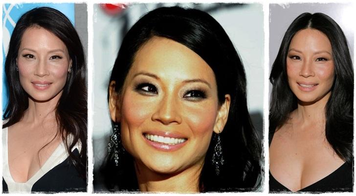 4)Lucy Liu (Kill Bill 2)