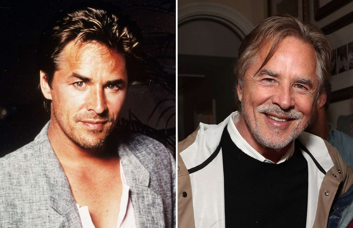 4) Don Johnson (69)