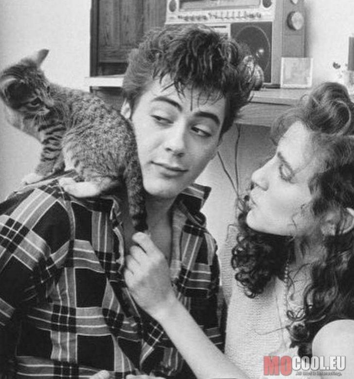 Robert Downey Jr. és Sarah Jessica Parker