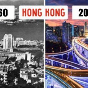 10 hihetetlen város, ami a felismerhetetlenségig megváltozott