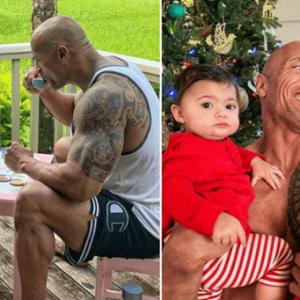 10 imádnivaló színész apuka, aki nem tud betelni gyermekével