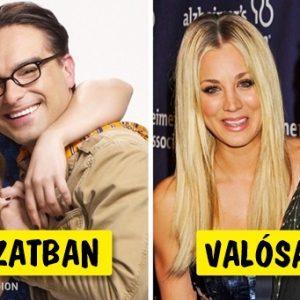 14 tévésztár, akik meghökkentően máshogy néznek ki a valóságban