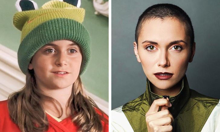1)Alyson Stoner (Sarah Baker), Tucatjával olcsóbb (2003)