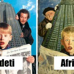 20 bizarr moziplakát Afrikából, ami annyira rossz, hogy már jó