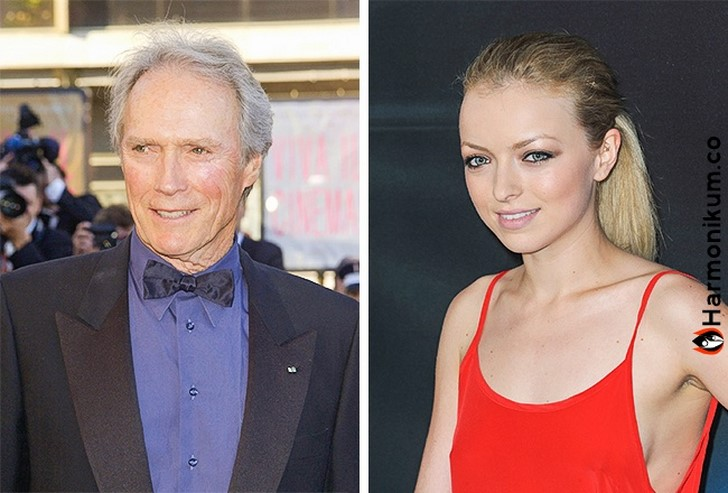 Clint Eastwood és Francesca Eastwood