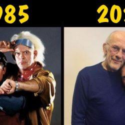 Így néznek ki a Vissza a jövőbe sztárjai 35 évvel a bemutató után