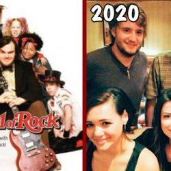 Így néznek ki a Rocksuli sztárjai 17 évvel a bemutató után