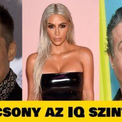 15 híresség, akiknek bizonyítottan alacsony az IQ-ja