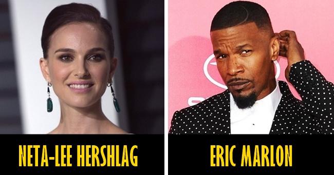 15 hollywoodi sztár, akik nagyon furcsa névvel születtek