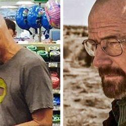 15 ember, aki nevetségesen hasonlít különböző filmes karakterekhez