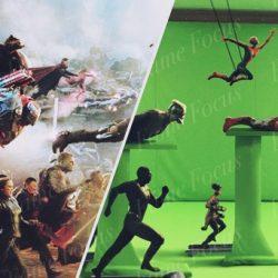 Így néznének ki a Marvel leglátványosabb mozifilmjei, számítógépes effektek nélkül