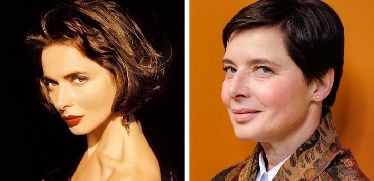 1)Isabella Rossellini (67 éves)