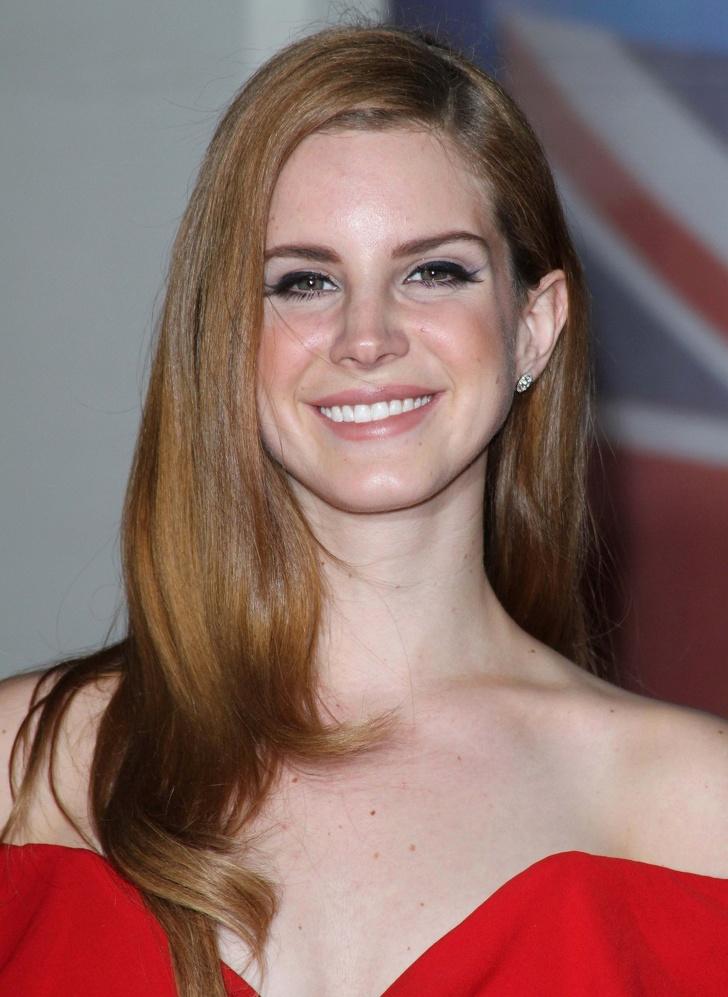 2)Lana Del Rey — Elizabeth Woolridge Grant
