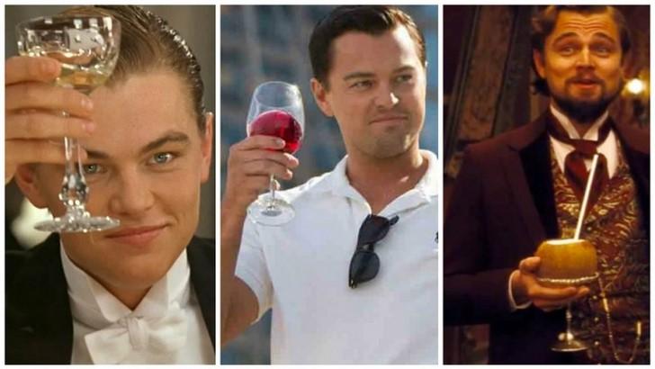 Leonardo DiCaprio – tószt.