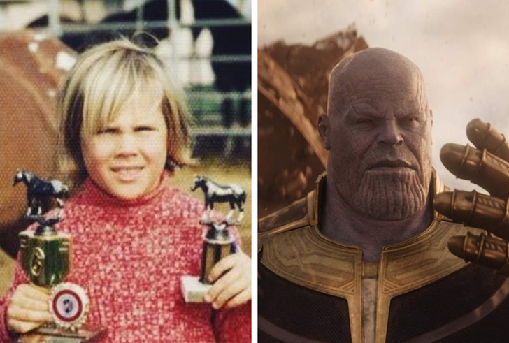 Josh Brolin, Thanos