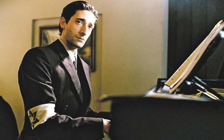 Adrien Brody – zongora (A zongorista)