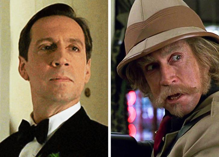 16 színész, aki több szerepben is jelen volt egy filmben, te pedig nem vetted észre