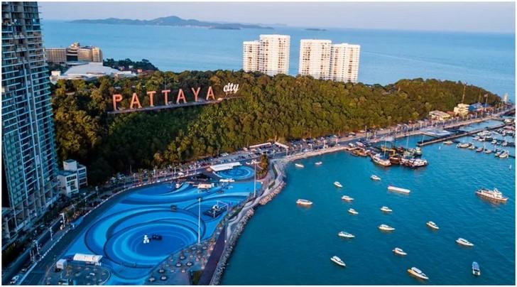 Pattaya, Thaiföld