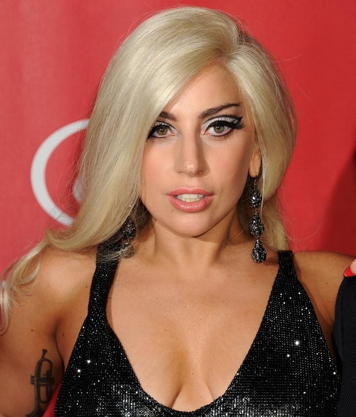 3)Lady Gaga — Stefani Joanne Angelina Germanotta