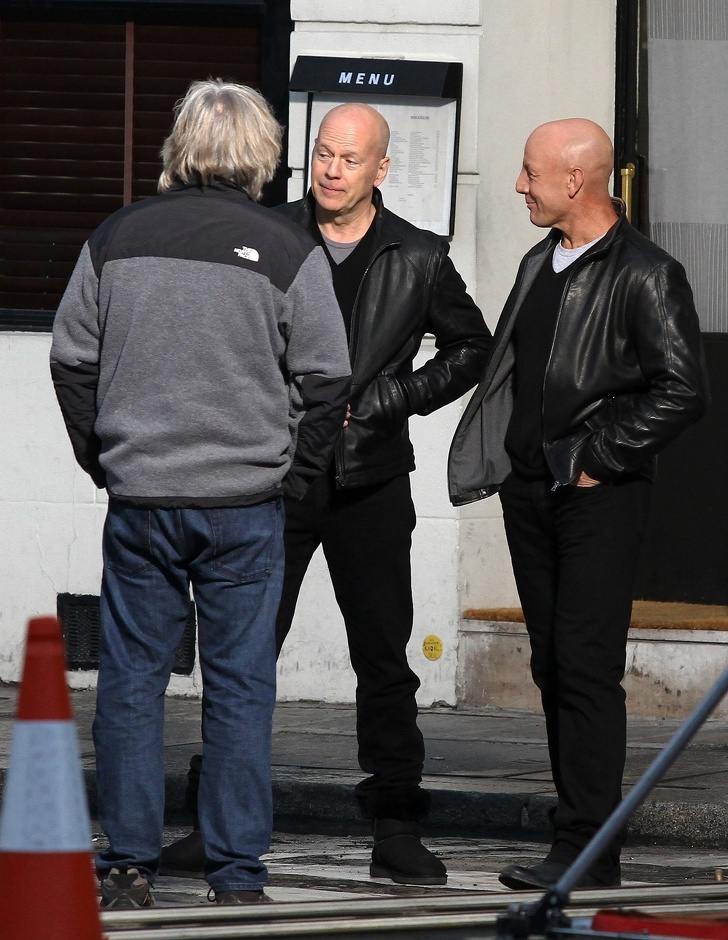 4. Bruce Willis és Stuart F. Wilson, Red 2