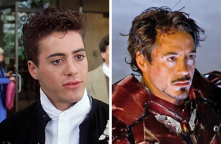 Robert Downey Jr., Vasember