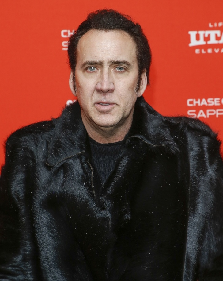 4)Nicholas Cage — Nicholas Kim Coppola