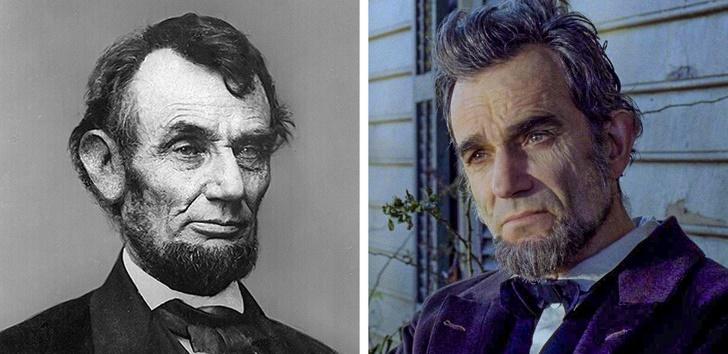 20 színész, aki kísértetiesen hasonlít az általa megformált híres emberre