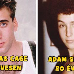 20 fiatalkori fotó hírességekről, mielőtt sztárokká váltak