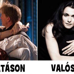 20 híres színész, akikre forgatás közben talált rá a szerelem