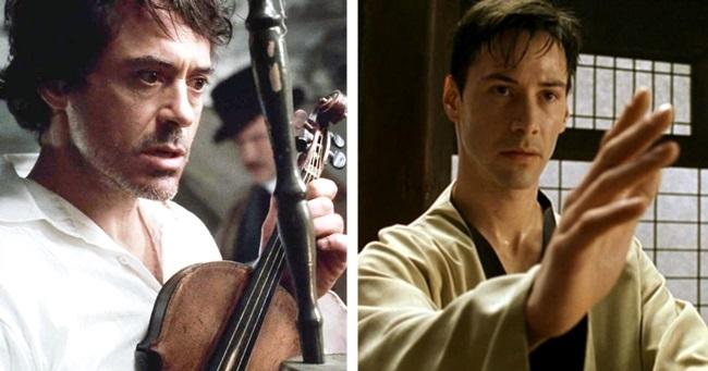 10 színész, aki extrém dolgot tanult meg egy szerep kedvéért