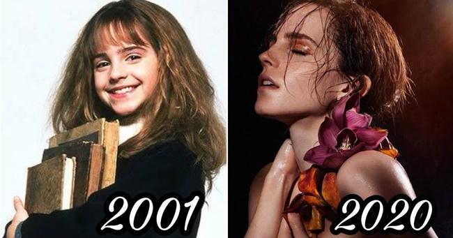 Így néznek ki a Harry Potter sztárjai 19 évvel a bemutató után